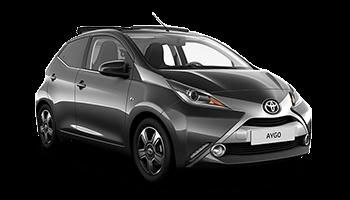 Toyota Aygo – Open roof