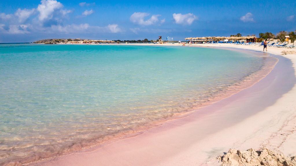 Elafonissi Beach, Elafonissi
