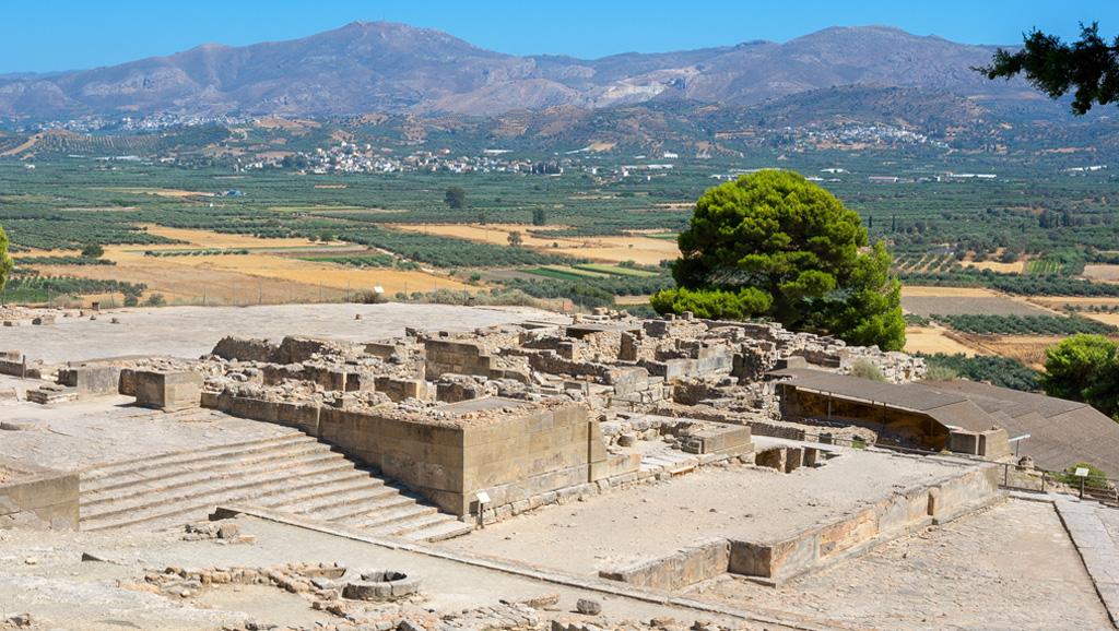 Phaistos, Heraklion