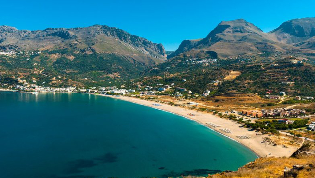 Plakias Beach, Rethymno