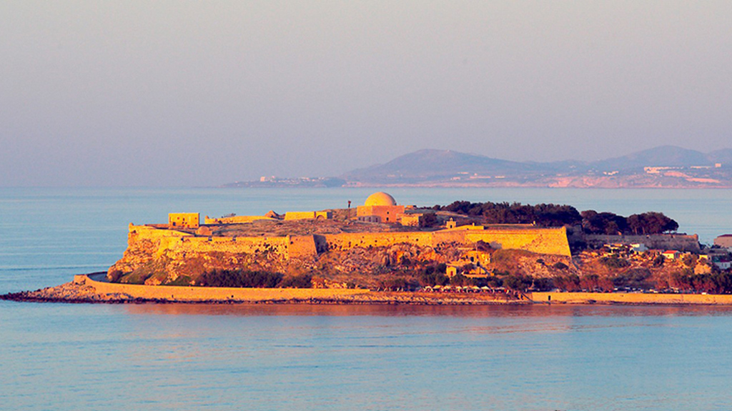 Venetian Fortezza, Rethymnon