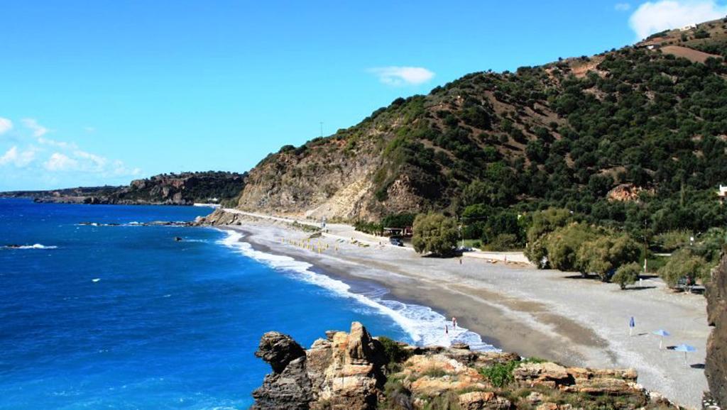 Rodakino Beach, Rethymno