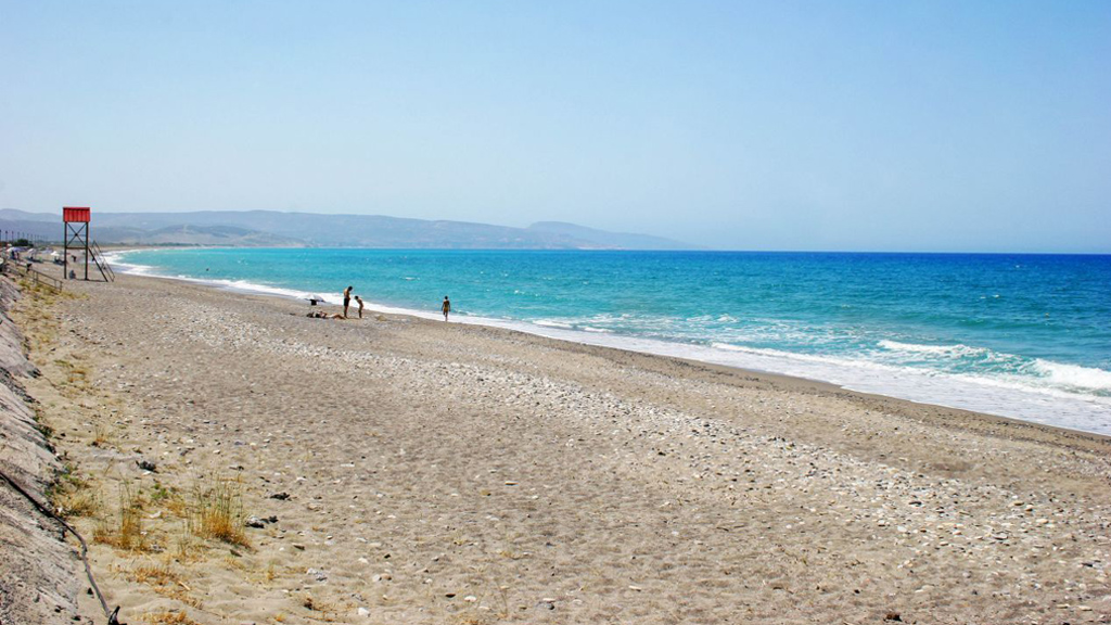 Tymbaki Beach, Heraklion