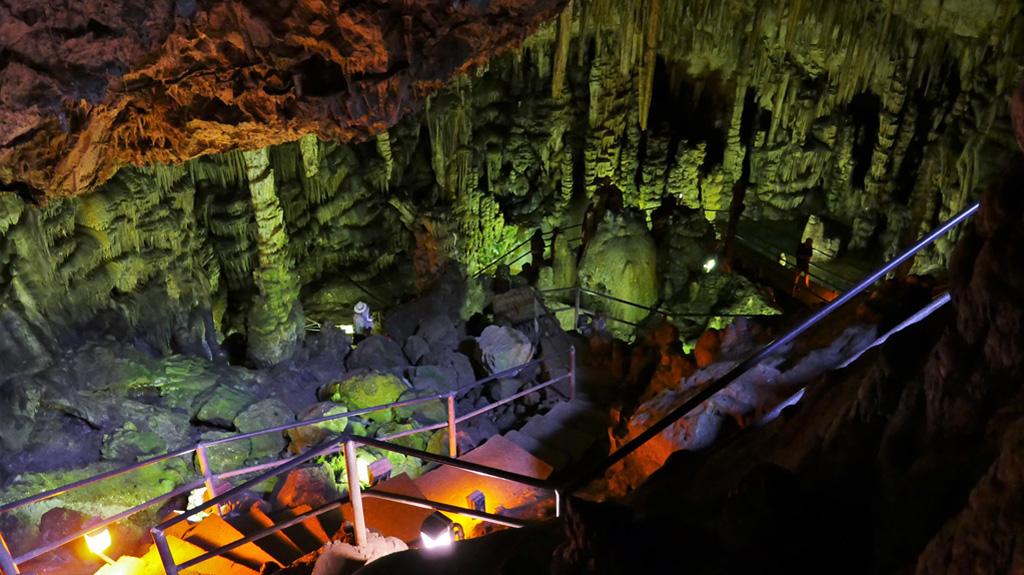 Cave of Zeus (Dikteon Cave, Psychro Cave), Lassithi Plateau