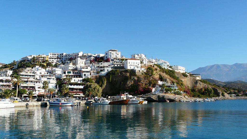 Agia Galini, South Crete