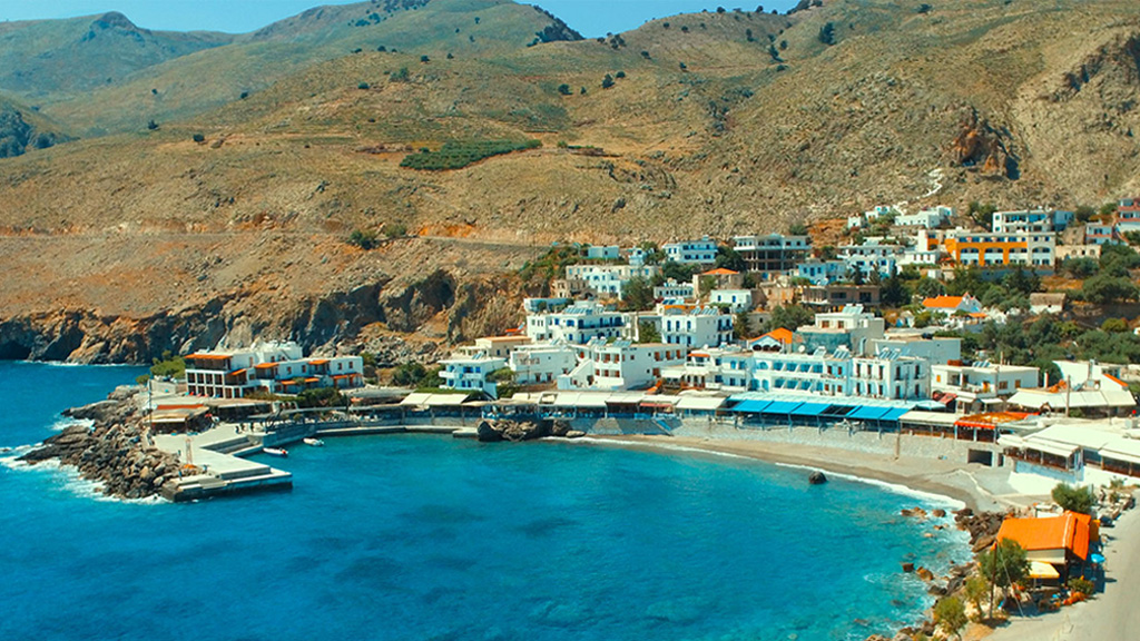 Chora Sfakion, South Crete