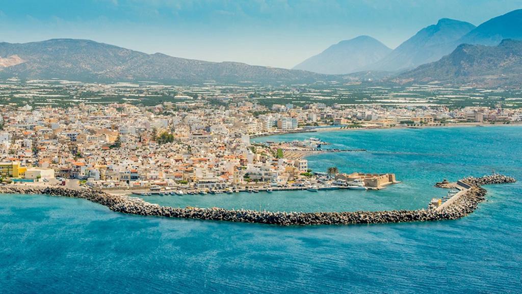 Ierapetra, South Crete
