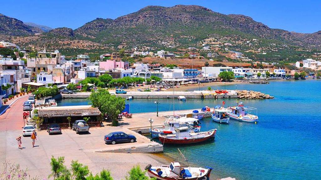 Makrigialos, East Crete